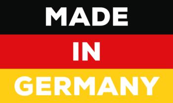 gebaut in Deutschland